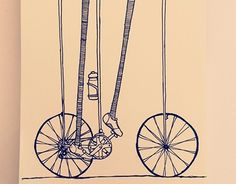"""Check out new work on my @Behance portfolio: """"imposible bike"""" http://be.net/gallery/55152097/imposible-bike"""