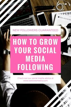 Growing a following on Social Media Takes daily work! Here is our top 3 tips on how to grow a social media following and start getting results today.