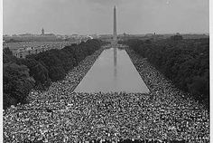 March on Washington Tour from the National Archives on HistoryPin