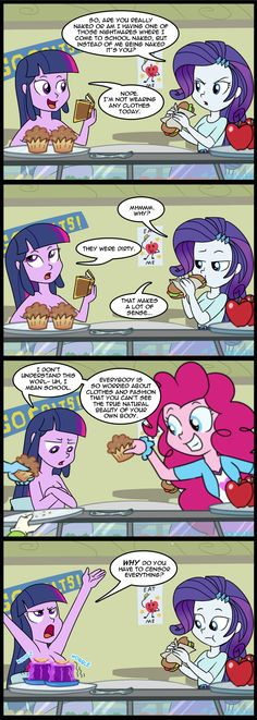 See more 'My Little Pony: Equestria Girls' images on Know Your Meme! Funny Road Signs, My Little Pony Comic, Little Poni, Mlp Comics, Mlp Pony, My Little Pony Friendship, Twilight Sparkle, Rainbow Dash, Equestria Girls