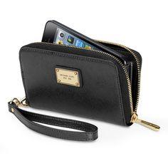 MICHAEL Michael Kors Essential Zip Wallet