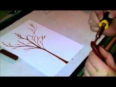 Enkaustik- Landschaften 2 / Encaustic Landscapes 2 - YouTube