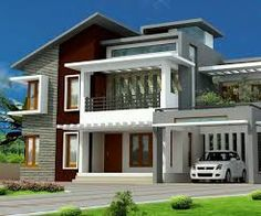 Image Result For Modern Exterior Home Designs In Burnaby