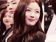 The perfect KimYooJung Animated GIF for your conversation. Discover and Share the best GIFs on Tenor. Kim Yu-jeong, Kim You Jung, Aesthetic Gif, Cute Gif, Hoseok, Kpop Girls, Kdrama, It Cast, Wattpad