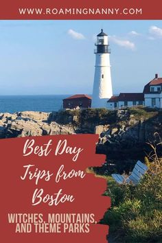 Boston is a destination full of history, delicious food, and fun, but with so many amazing things to do nearby, you're going to want to get out of the city and explore. Here are some of the best day trips from Boston to complete your trip! Travel Usa, Travel Tips, Time Travel, Cool Places To Visit, Places To Go, Day Trips From Boston, East Coast Usa, Us Road Trip, United States Travel