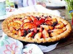 Sommerkuchen - Fruchtiges für warme Tage | LECKER