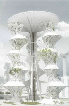 SINGAPORE BAMBOO SKYSCRAPER COMPETITION – WINNERS