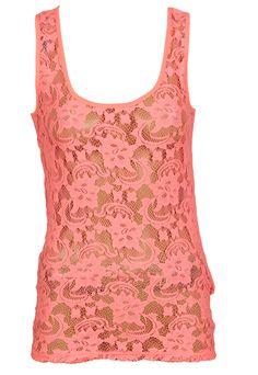 Maieu VILA Margot Pink T Shirts For Women, Tank Tops, Fashion, Moda, Halter Tops, Fashion Styles, Fashion Illustrations