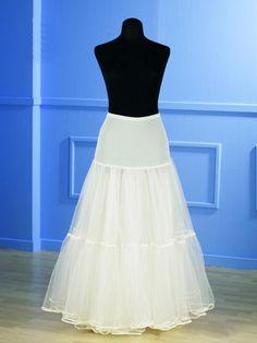 Petticoat de novia Pilar. Miss Complementos de Novia