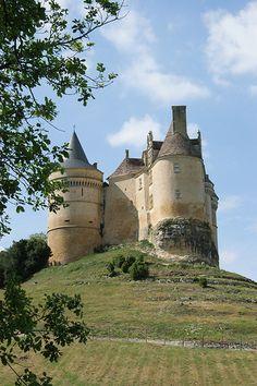 Chateau de Bannes | mikeandanna | Flickr