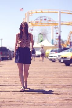 What's your Santa Monica summer style?