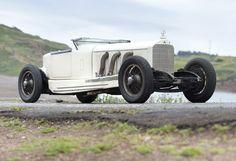 1927 Mercedes-Benz S 26/180 Boattail Speedster