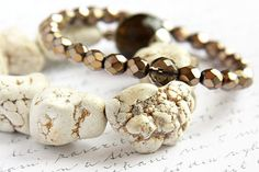 Warm Gold Christmas ♥ by Paula Soldi on Etsy