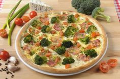 #Mercatoverde #broccoli #newpizza #spring