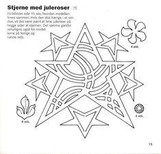 Free Christmas Quilling Patterns | kirigami art for christmas: cutting paper | make handmade, crochet ...