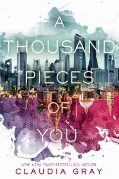 A Thousand Pieces of You, by Claudia Gray. This cover is breathtaking!