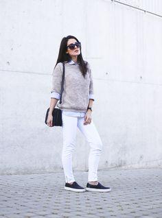 Fashion Crack: Trendy Thick Frame Fashion Edge Cut Horned Rim Sunglasses 8914