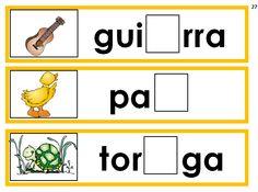 Actividades para las silabas con t: ta, te, ti, to,tu