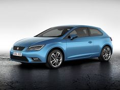 The new Seat Leon SC – three-door Sports Coupe will be unveiled at the 2013 Geneva Motor Show.