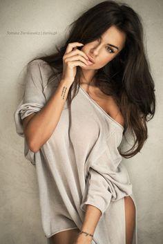 sensual by #zieniu | Natalia Siwiec, photo: Tomasz Zienkiewicz