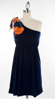 Auburn gameday dress!