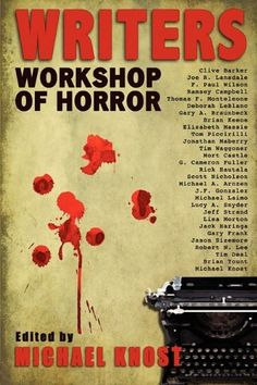 Writers Workshop of Horror « Library User Group - This is next on my must buy book list #grammar #writing #tips #writers #education