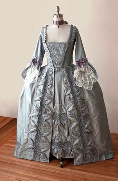 Rococo/ Marie Antoinette Gown | Costume Inspirations