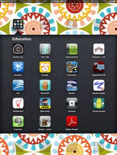 via Fabulous Fourth Grade: Great iPad apps for the classroom.