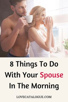 Are you wondering what to do with your spouse in the morning? Here's a romantic morning routine for couples that will make you happier, more productive, and more in love! Prayer For My Marriage, Marriage Help, Healthy Marriage, Marriage Goals, Marriage And Family, Marriage Advice, Healthy Relationships, Happy Marriage, Best Relationship Advice