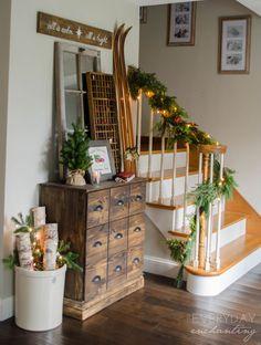 Christmas Home Tour 2015   Everyday Enchanting