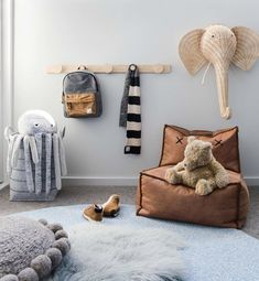 We all know how difficult it is to decorate a kids bedroom. A special place for any type of kid, this Shop The Look will get you all the kid's bedroom decor ide Kids Room Design, Kids Decor, Home Decor, Decor Ideas, Kid Spaces, Kids Furniture, Brown Furniture, Rustic Furniture, Luxury Furniture