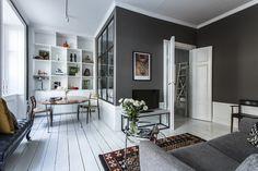 Small grey apartment