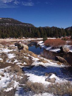 Nevada winter