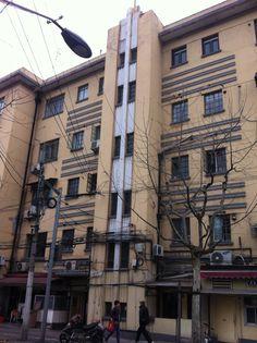 Art Deco in Shanghai