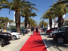 The red carpet is waiting for you in Hyères, FR