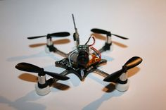Looking for a new gadget to while away a little time and provide a little fun at the same time? If you are you might be interested in the new Crazyflie Nano Open Source Quadcopter. The mini quadcopter is fitted with a four propellers, motor, battery, sensors, together with a wireless radio and more. Due to its open source development the firmware source code can be modified and the hardware schematics are also available to view at your leisure.