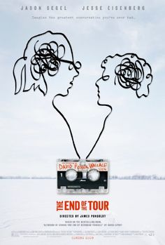 "Cinephile No. 531 ""The End of the Tour"" — Natetheworld"