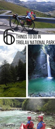 Have you heard of Triglav National Park Slovenia?  The Julian Alps were the highlight of Slovenia travel for beautiful mountains, waterfalls, and activities like hiking, biking, and rafting.  Ready, set, plan!