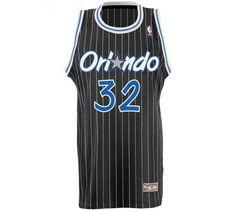 4d4071d1c652 Jermaine Oneal Orlando Magic 32 NBA Intl Retired Swingman