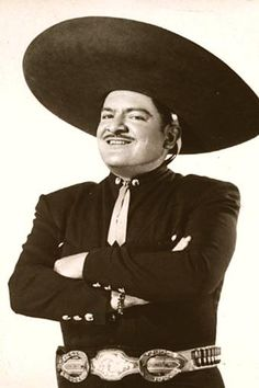 José Alfredo Jiménez, Mexican composer and singer. A legend to this very day.