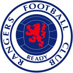 1872, Rangers Football Club, Glasgow, Scotland #RangersFC #Glasgow (L439)
