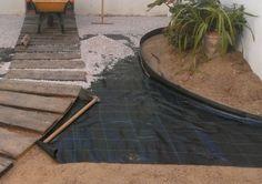 como se coloca acolchado suelo