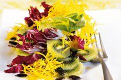 Endivien-Salat mit Kiwi Rezept - FIT FOR FUN