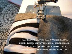 DIY: Rusettipipo - Punatukka ja kaksi karhua Baby Hats, Sewing, Clothes, Baby Sewing, Sewing Patterns, Outfit, Dressmaking, Clothing, Couture