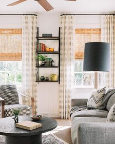 Curtains Take a Vacation From Your Day and Step Inside This Dreamy Beach House Rustic Hardwood Floors, South Carolina Homes, Carolina Beach, Amity Home, House Windows, Step Inside, Elle Decor, Modern Rustic, Decoration