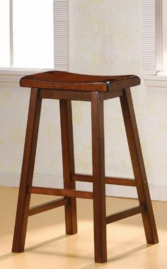 29 H Set of 2 Solid Wood Barstools by AtHomeMart. $109.98. Ship within & Winsome Wood 29-Inch Saddle Seat Bar Stool Black | Furniture ... islam-shia.org