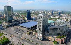 Поезда из Варшавы в другие города