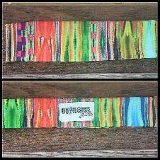 navaj print stretch headband www.outhousejewels.com