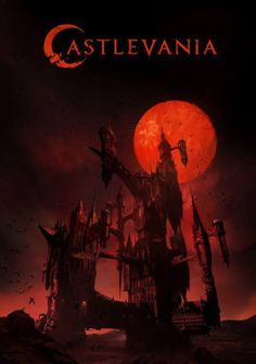 Castlevania - New Netflix series based on popular video game - coming in 2017