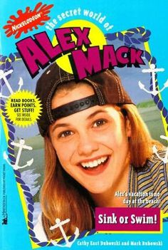 The Secret World of Alex Mack - used to love this show!
